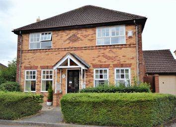 Thumbnail 4 bed detached house for sale in The Nortons, Caldecotte, Milton Keynes