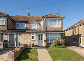 3 bed semi-detached house for sale in Goldstone Crescent, Dunstable, Bedfordshire LU5