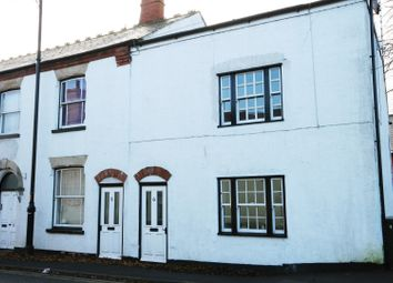 Thumbnail 2 bed end terrace house to rent in Ferndale House, High Street, Swineshead