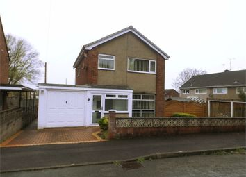 Thumbnail 3 bed detached house for sale in Edgehill Close, Baglan, Port Talbot, West Glamorgan