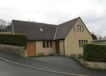 Thumbnail 3 bed detached house for sale in Hebble Drive, New Road, Holmfirth