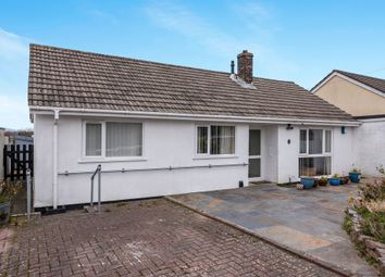 Thumbnail 4 bedroom detached bungalow for sale in Russell Close, Elburton, Plymouth
