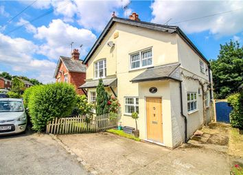 Thumbnail 3 bedroom semi-detached house for sale in Lower Village Road, Sunninghill, Berkshire