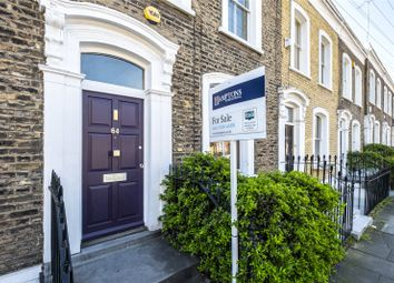 Thumbnail 2 bed terraced house for sale in Prebend Street, London