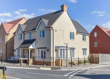 Thumbnail 4 bed detached house for sale in Radcliffe Close, Flitch Green, Dunmow