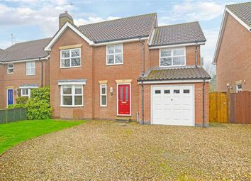 Thumbnail 4 bed detached house to rent in Carr Lane, Leven, East Yorkshire