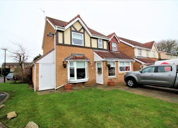 Thumbnail 4 bed detached house for sale in Tower Close, Thornton-Cleveleys