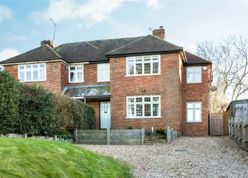 Thumbnail 3 bed semi-detached house for sale in Whielden Lane, Winchmore Hill, Amersham, Buckinghamshire
