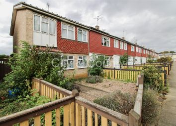 Thumbnail 3 bedroom end terrace house for sale in Lutton Grove, Westwood, Peterborough