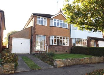 Thumbnail 3 bed semi-detached house for sale in Dukes Avenue, Theydon Bois, Epping, Essex