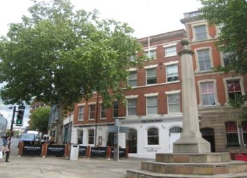 Thumbnail 1 bed flat to rent in Pilcher Gate, Nottingham