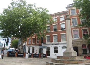 Thumbnail 1 bedroom flat to rent in Pilcher Gate, Nottingham