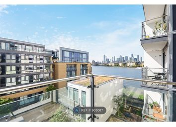 Thumbnail 1 bed flat to rent in Knights Tower, London