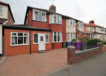 Thumbnail 4 bed semi-detached house for sale in Halkirk Road, Mossley Hill, Liverpool, Merseyside