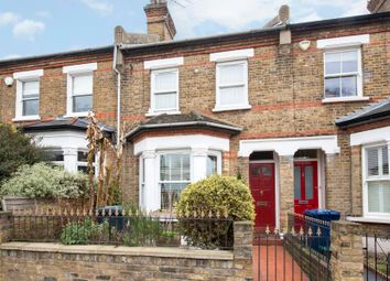 Thumbnail 3 bed terraced house for sale in Broomfield Road, London