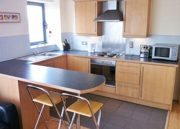 Thumbnail 2 bed flat to rent in City Walk, Leeds