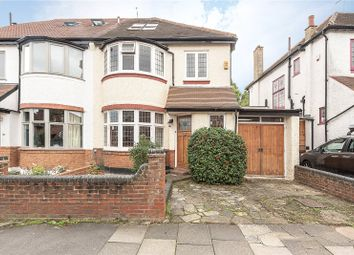Thumbnail 4 bed semi-detached house for sale in Grosvenor Road, Muswell Hill, London