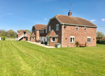 Thumbnail 6 bed detached house for sale in Stype, Hungerford