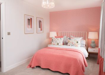 "Thumbnail 3 bed detached house for sale in ""Bradwell"" at St. Benedicts Way, Ryhope, Sunderland"
