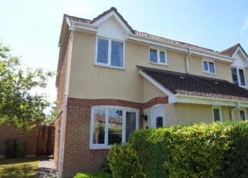 Thumbnail 3 bedroom semi-detached house to rent in Redshank Road, Waterlooville