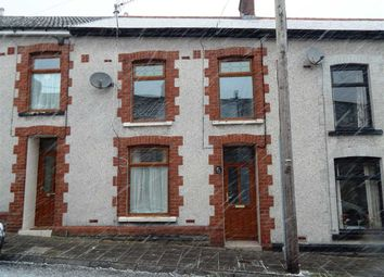 Thumbnail 3 bed terraced house to rent in Treharne Street, Cwmparc, Treorchy