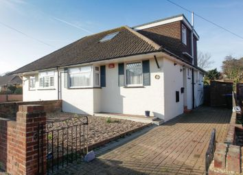 Thumbnail 3 bed semi-detached bungalow for sale in Catherine Way, Broadstairs