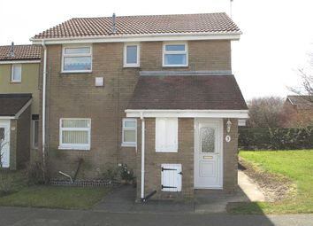 Thumbnail 1 bed flat to rent in Hayton Close, Eastfield Glade, Cramlington