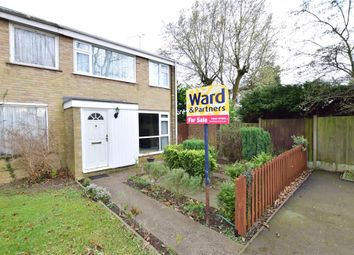 Thumbnail 3 bed semi-detached house for sale in Lime Court, Wigmore, Gillingham, Kent