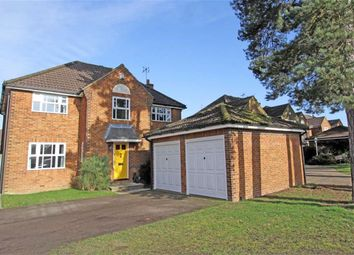 Thumbnail 4 bed detached house for sale in Bennett Close, Welwyn Garden City