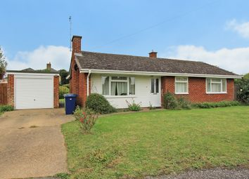 Thumbnail 3 bedroom detached bungalow for sale in Cromwell Park, Over, Cambridge