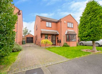 Thumbnail 4 bed detached house for sale in Old Forge Road, Misterton, Doncaster