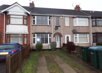 Thumbnail 2 bedroom terraced house for sale in Willenhall Lane, Binley, Coventry, West Midlands