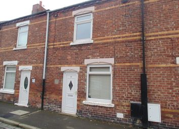 Thumbnail 2 bed terraced house to rent in The Bungalows, Sunderland Road, Horden, Peterlee
