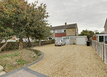 Thumbnail 3 bed semi-detached house for sale in Mill Drove, Bourne