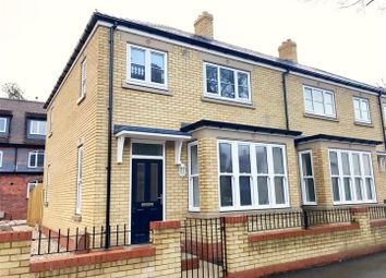 Thumbnail 3 bed end terrace house to rent in Southcoates Avenue, Hull