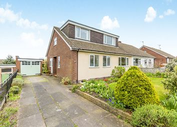 Thumbnail 4 bed semi-detached house for sale in Charles Cotton Drive, Madeley, Crewe