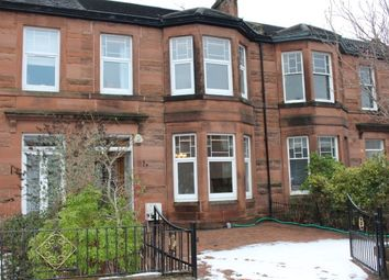 Thumbnail 4 bed terraced house to rent in Second Avenue, Glasgow