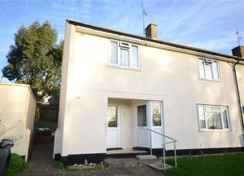 Thumbnail 4 bed semi-detached house for sale in Curtis Road, Calcot, Reading