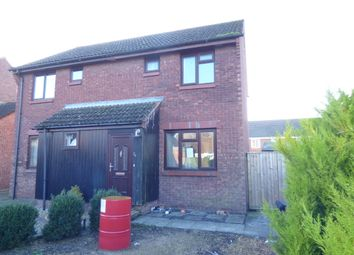 Thumbnail 2 bed end terrace house for sale in Danvers Way, Westbury