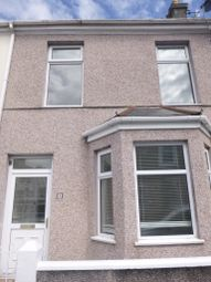 Thumbnail 3 bed terraced house to rent in Higher Stert Terrace, Plymouth
