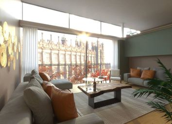 "Thumbnail 3 bedroom flat for sale in ""6 24 The Crescent"" at West Coates, Edinburgh"