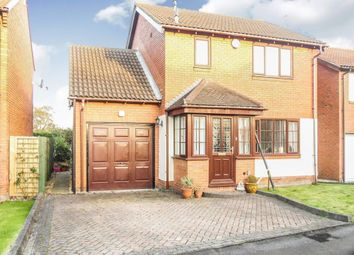 Thumbnail 3 bed detached house for sale in Thornbury Avenue, Seghill, Cramlington