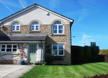 Thumbnail 3 bed detached house for sale in The Leavens, Apperley Bridge, Bradford