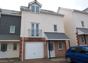 Thumbnail 3 bed property to rent in The Square, Grampound Road, Truro