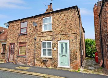 Thumbnail 2 bed end terrace house for sale in Wistowgate, Cawood, Selby