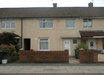 Thumbnail 3 bed terraced house for sale in Roughdale Close, Kirkby, Liverpool