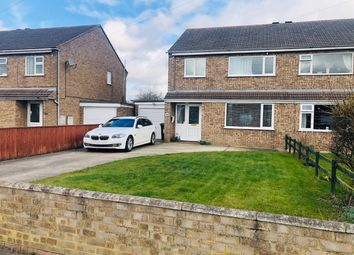 Thumbnail 3 bedroom semi-detached house for sale in Spire View Road, Louth