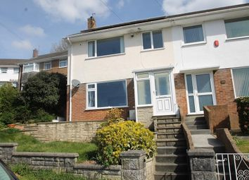Thumbnail 3 bed semi-detached house for sale in Castleton Close, Plymouth