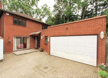 Thumbnail 4 bed detached house to rent in Cullera Close, Northwood