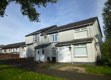 Thumbnail 1 bed flat for sale in Lauder Gardens, Coatbridge